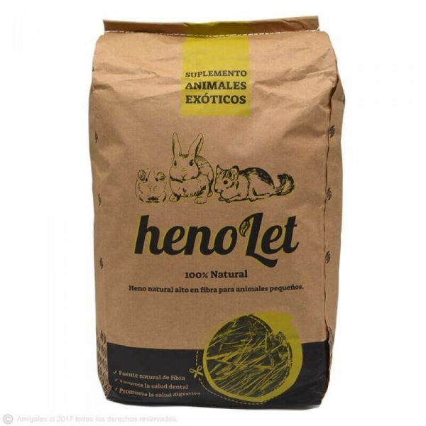 Heno de Alfalfa HenoLet - 1 KG