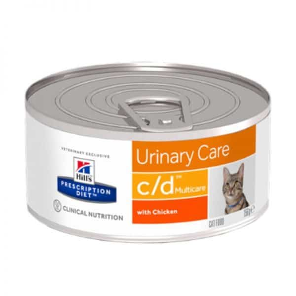 C/D Hills Lata Urinary Care - 156 GR