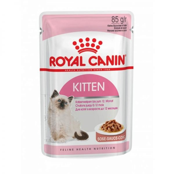 royal canin Kitten Pouch