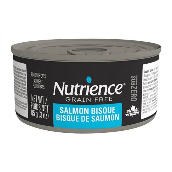 SubZero Grain Free Salmon 85 GR Nutrience