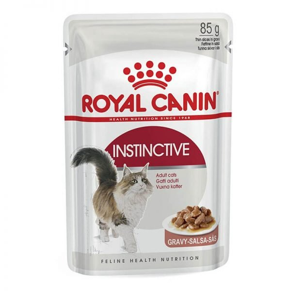 Royal Canin Adult Instinctive Pouch - 85 GR