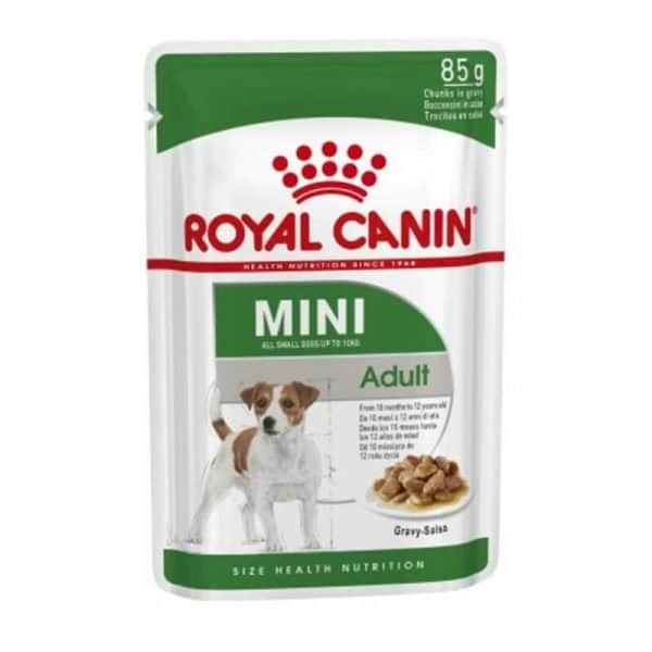 Royal Canin Pouch Mini Adult - 85 GR