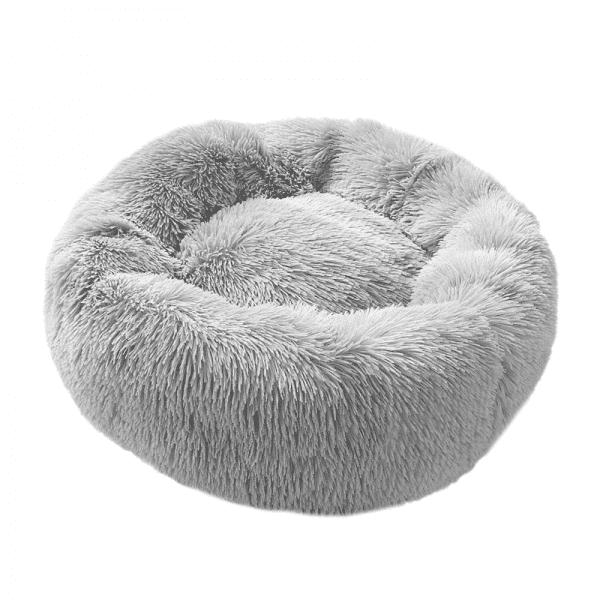 Cama Antiestrés - 80cm - Gris Claro