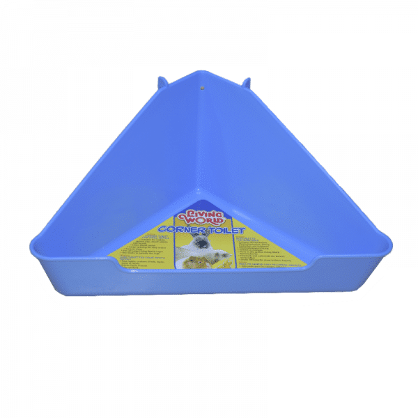 Letrina Esquinera Colores - Azul