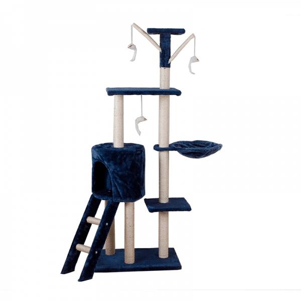 Rascador Gato CAT001 - Azul