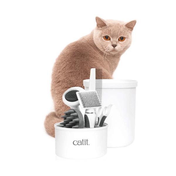 Cat It Grooming kit Pelo Corto