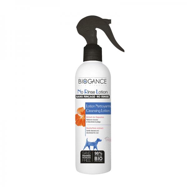 No Rinse Lotion Perro - Loción desodorizante 250 ml