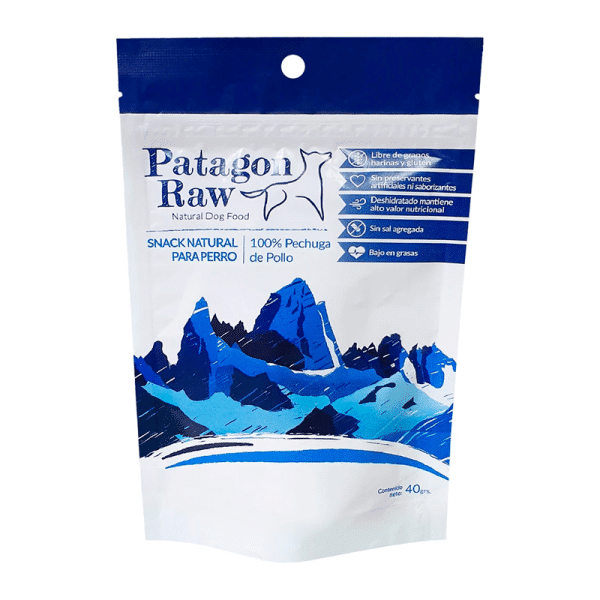 Patagon Raw - Pechuga de Pollo
