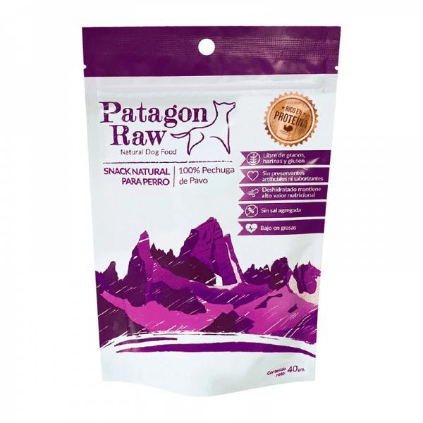 Patagon Raw - Pechuga de Pavo