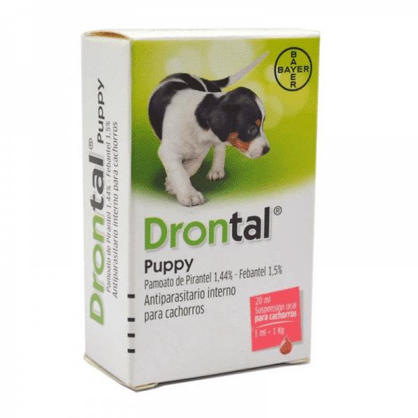 Drontal Antiparasitario Interno para Cachorros