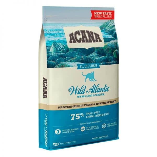 Acana Regionals Wild Atlantic Gato Pescado - 1,8 Kg