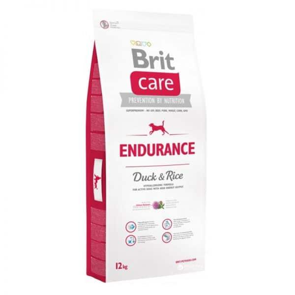 BRIT Endurance Pato y Arroz 12 Kg
