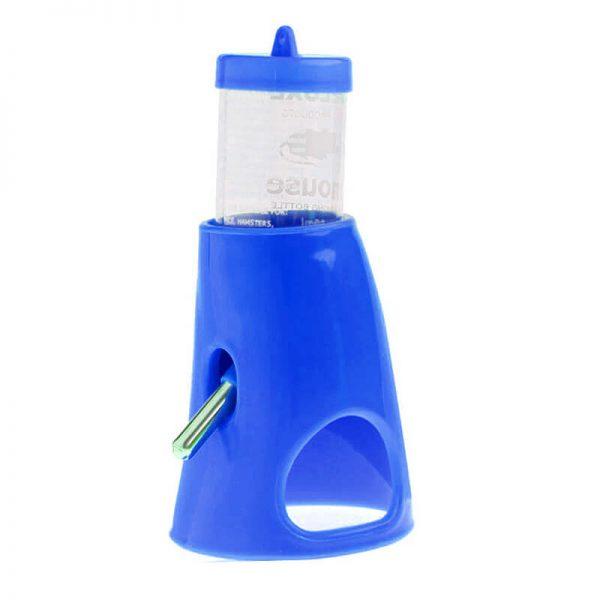 Bebedero Base Autosustentable Azul 80ml