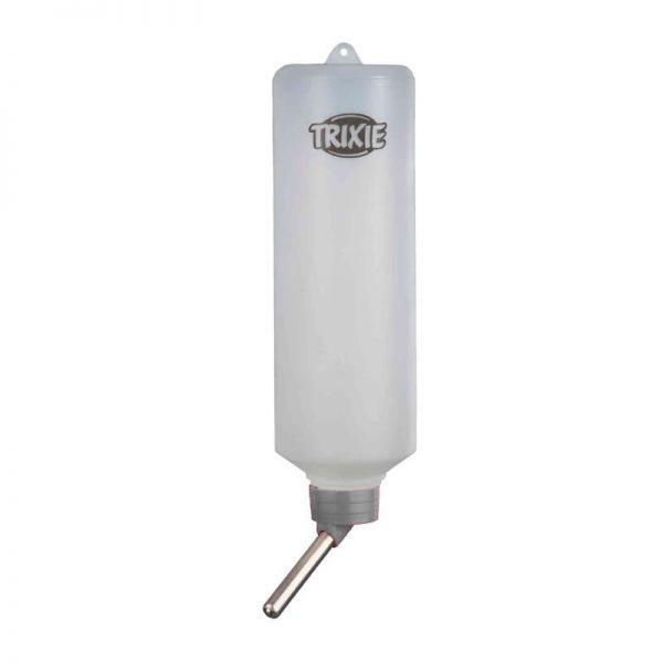 Bebedero de Plástico con Soporte de Alambre 250 ml