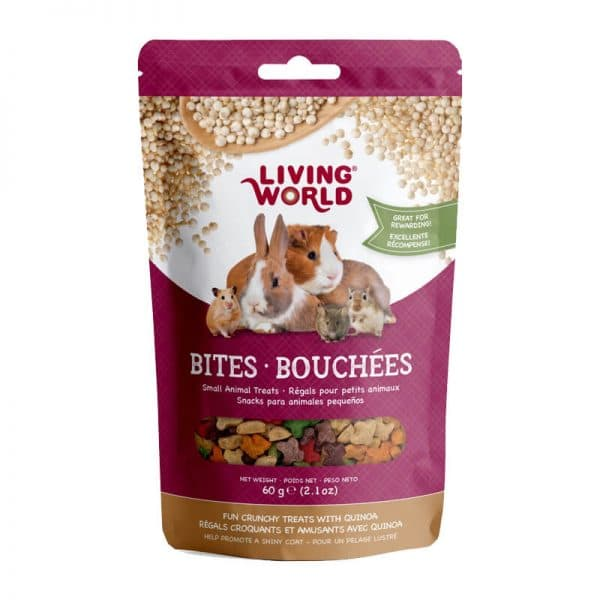 Bites Bouchees Living World