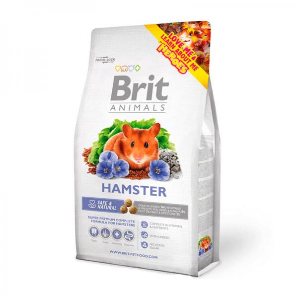 Brit Care Animals Hámster