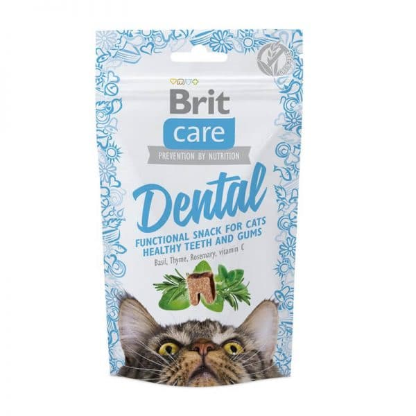 Brit Snack Dental Functional 50g