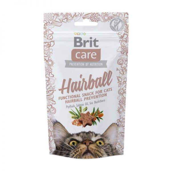 Brit Snack Hairball - 50g