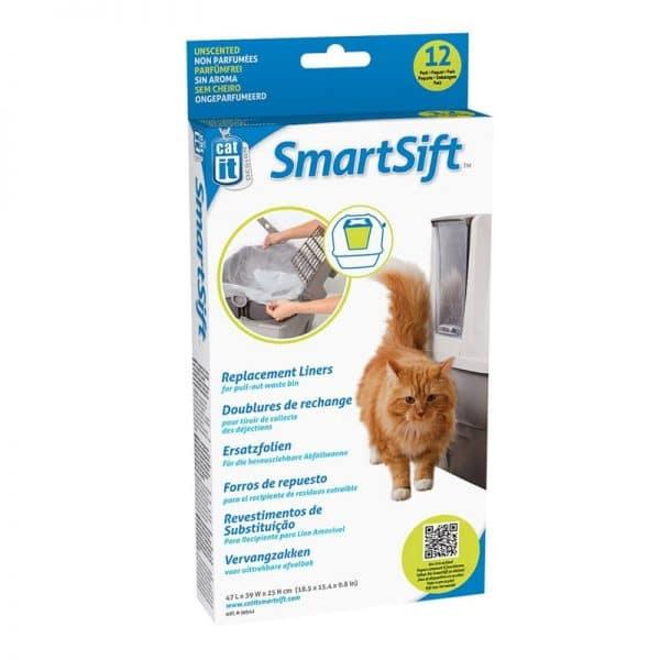 Bolsas de repuestos SmartSift Bin- 12un - CatIt.