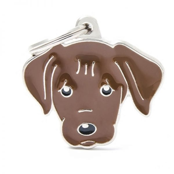 Chapita My Family - Chocolate Labrador