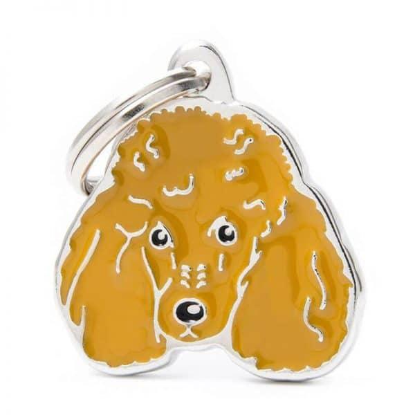 Chapita My Family - Apricot Poodle