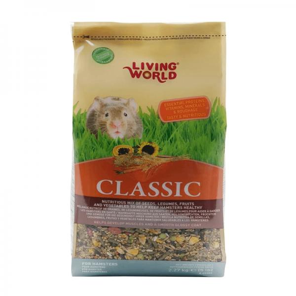 Classic Living World Hamster