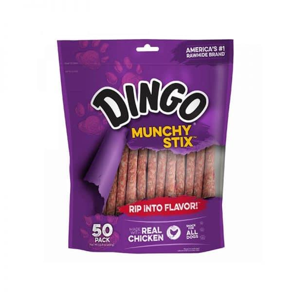 Dingo Munchy Sticks 50un pack