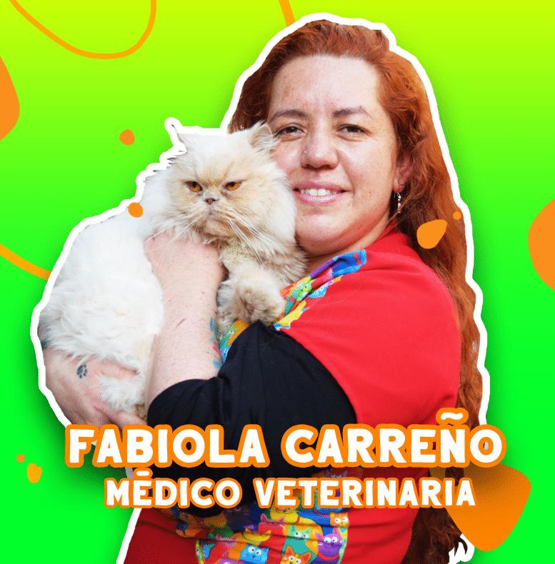 Fabiola Carreño - Médico veteriniaria | TusMascotas.cl