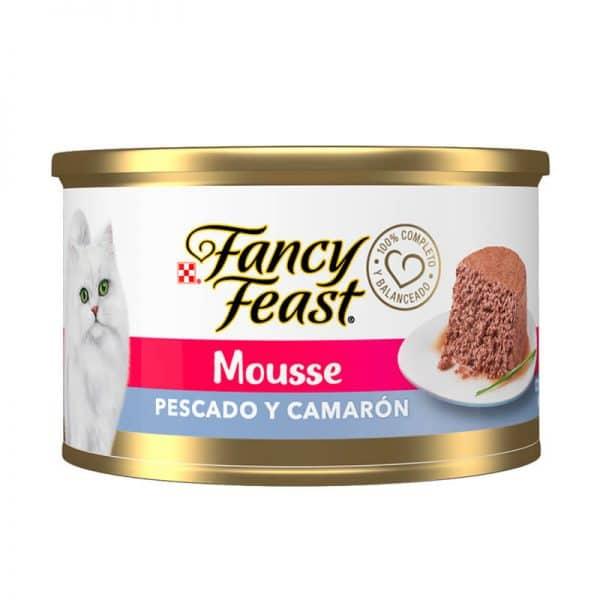 Fancy Feast Mousse Pez Camaron - Classic Cod Sole