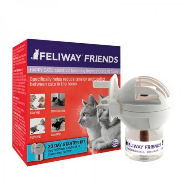 Feliway Friends Difusor mas Repuesto