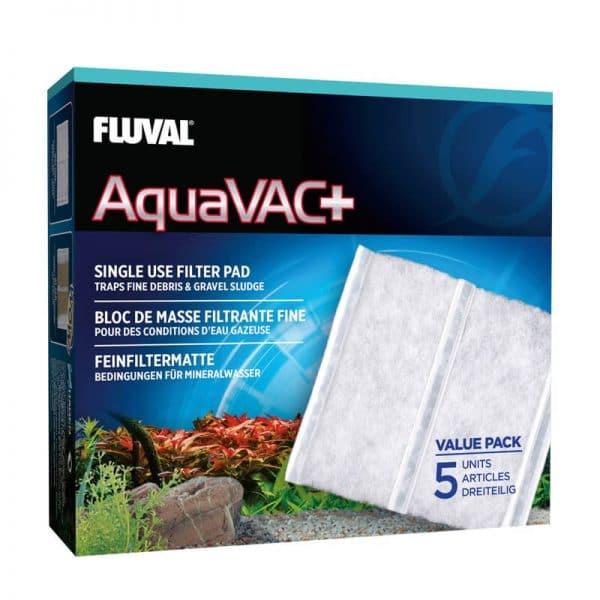 Fluval Aquavac Plus Filtro 5 Unid