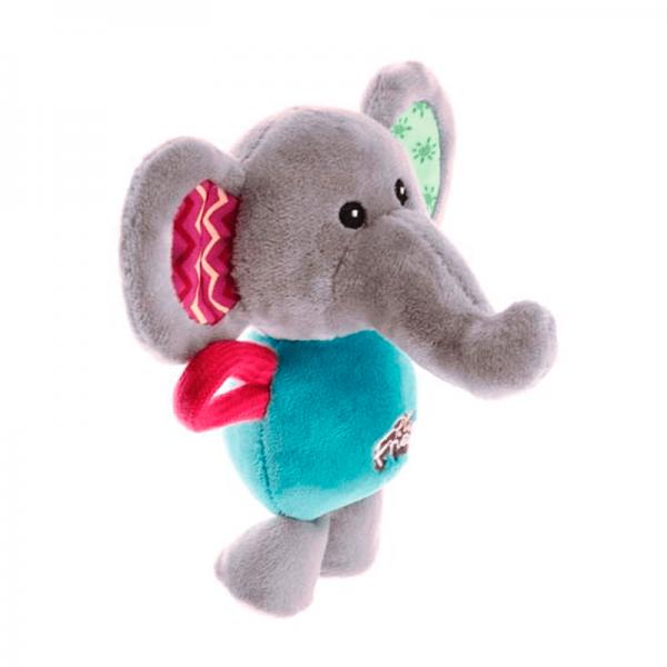 GiGwi Plush Friendz Elefante con Squeaker