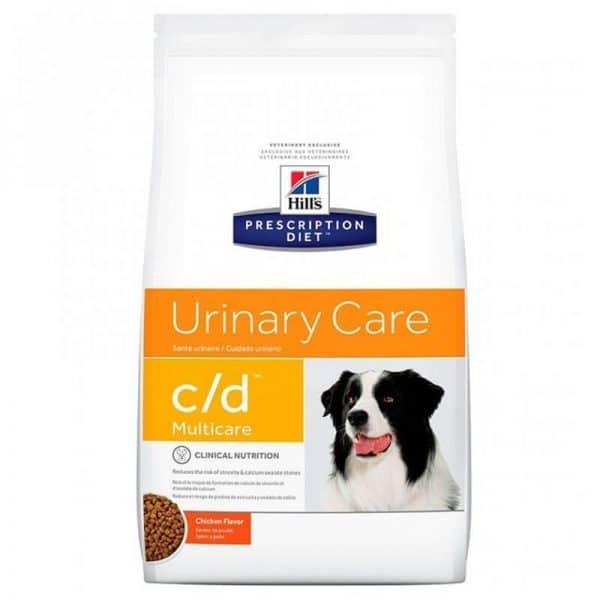 Hills C/D Urinary Care Perro 3,85 Kg