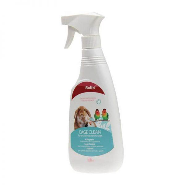 Limpiador de Jaula Bioline