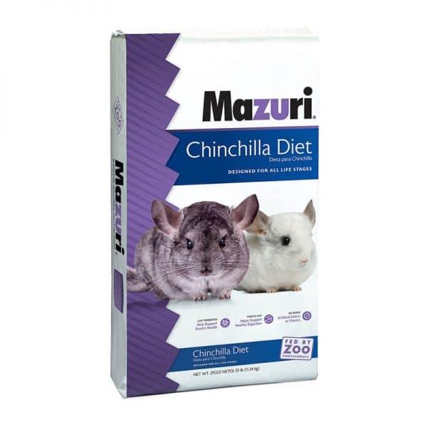 Mazuri Chinchilla - 11,36 Kg