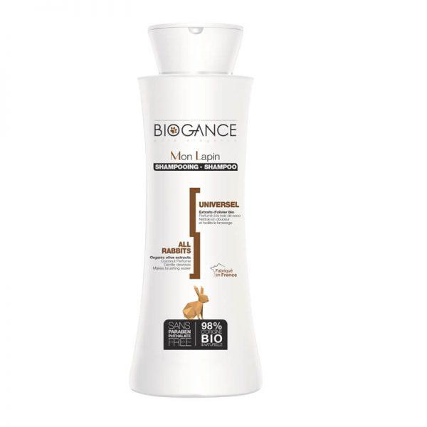 Rabbit Shampoo Biogance