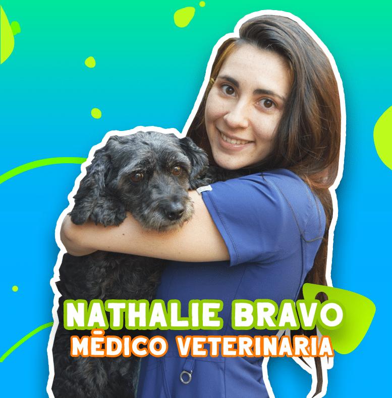 Nathalie Bravo - Médico veterinaria | TusMascotas.cl