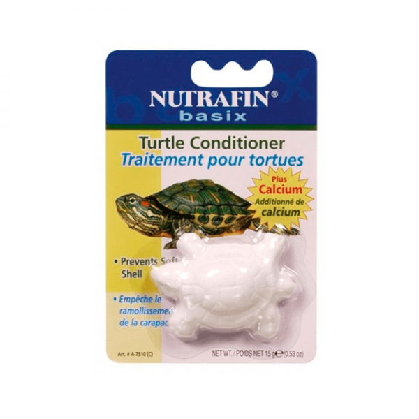 Nutrafin Basix Acondicionador para Tortugas