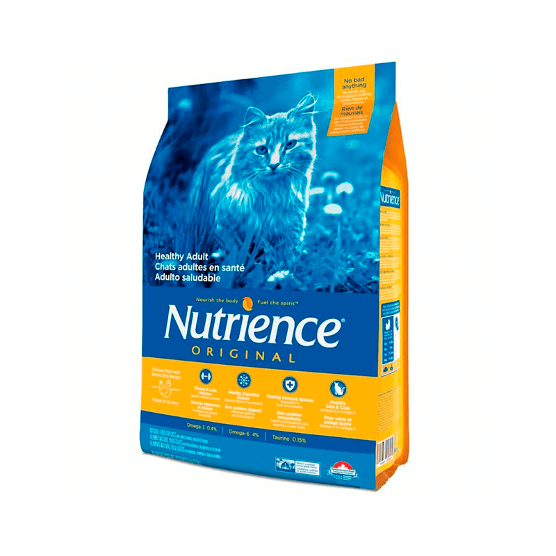 Nutrience – Original Cat – Adulto – 2,5Kg