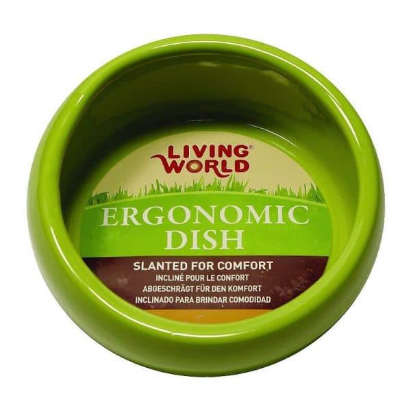 Pocillo Ergonómico Pequeño Verde