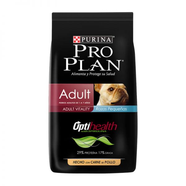 Pro Plan Perro Adulto Razas Pequeñas 3 Kg