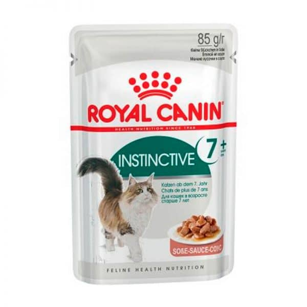 Royal Canin Adult Instinctive 7+ Pouch