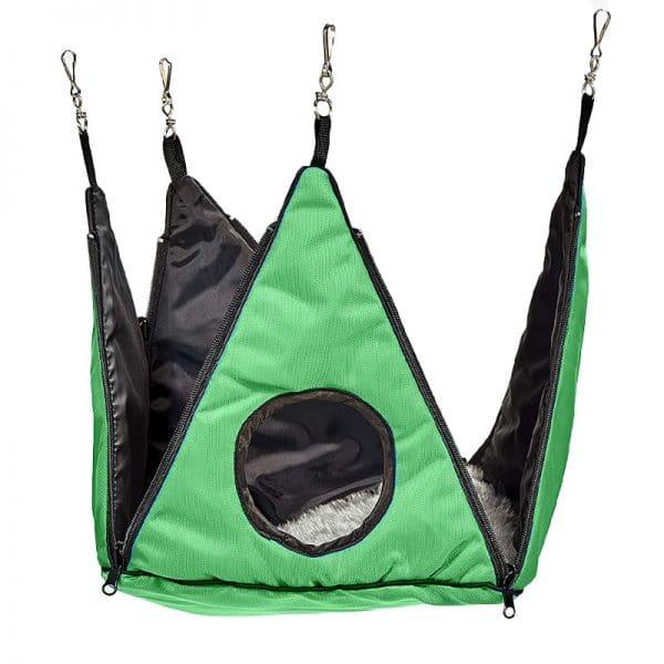 Hamaca Sleep-E-Tent Verde