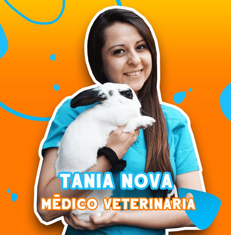 Tania Nova - Médico veterinaria | TusMascotas.cl