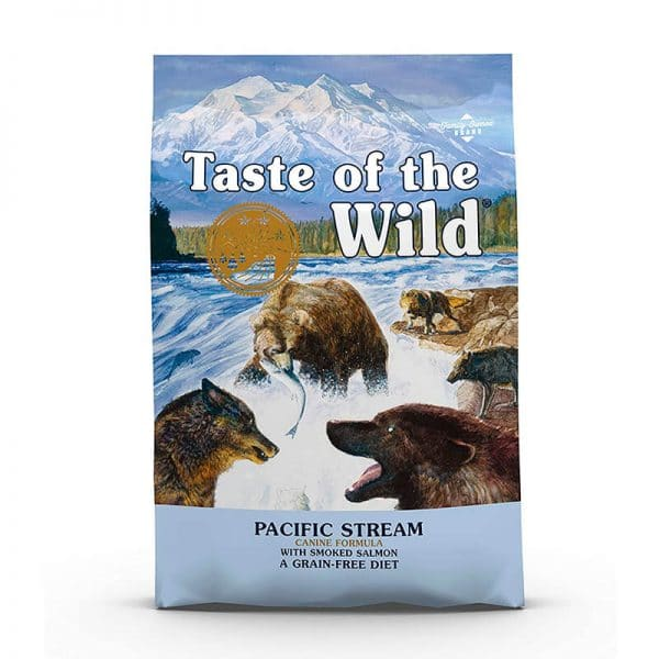 Taste Of The Wild - Pacific Stream - Salmon - 5.5Kg