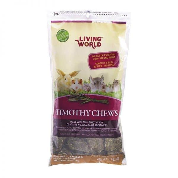 Living world Timothy Chews