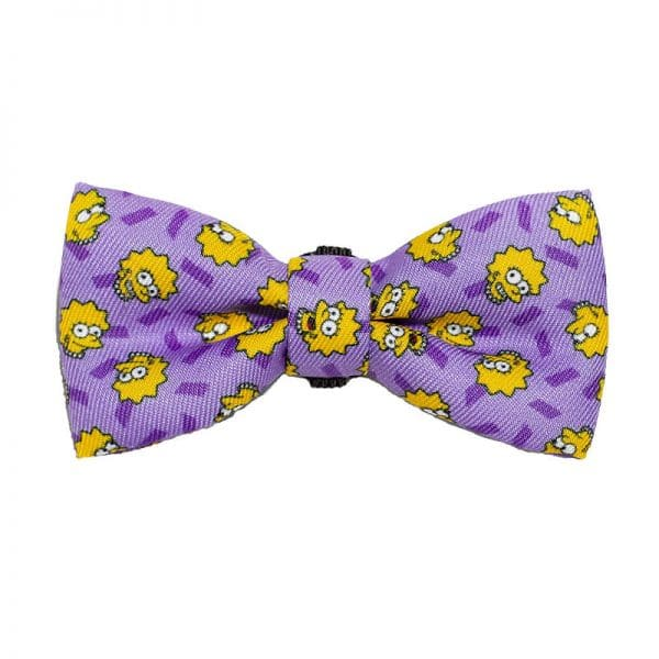 Bow-Tie Lisa Simpson L Zee.Dog