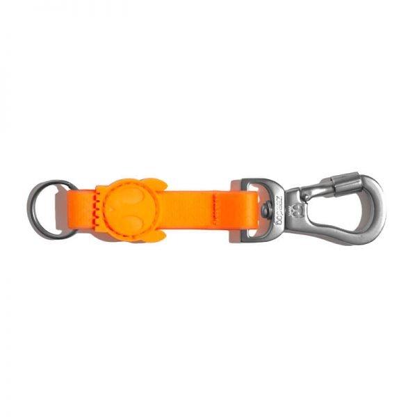 Zeedog Keychain Neopro Tangerine