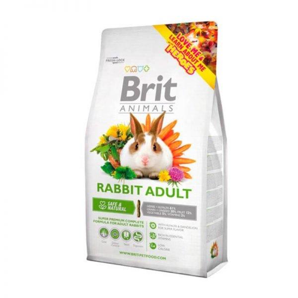 BRIT Conejo Adulto 300g