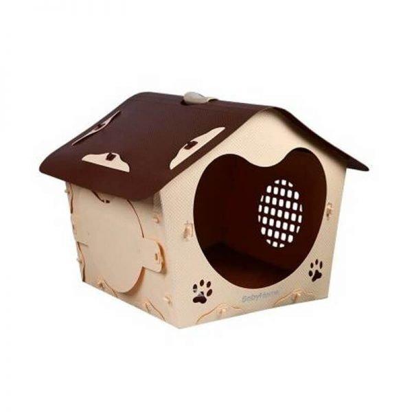 Casa de perros plástico